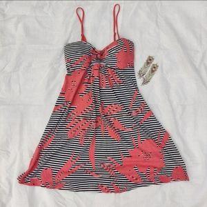 Padded Beach Dress